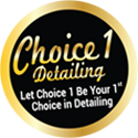 Choice 1 Detailing, Logo